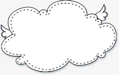 Cloud frame clipart 7 » Clipart Portal.
