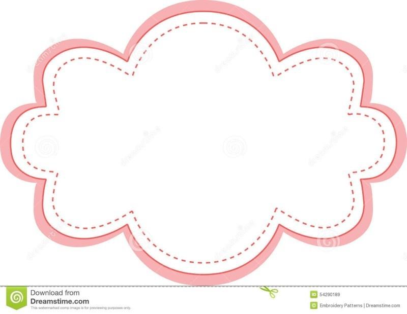 Cloud frame clipart » Clipart Portal.