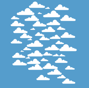 Clouds In Sky Clip Art at Clker.com.