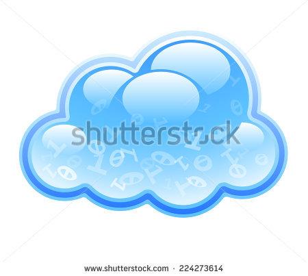 Single Weather Icon Cloud Hail Illustration Stock Vector 108922640.