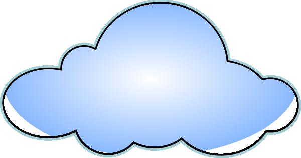 Cartoon Cloud Transparent Clipart.