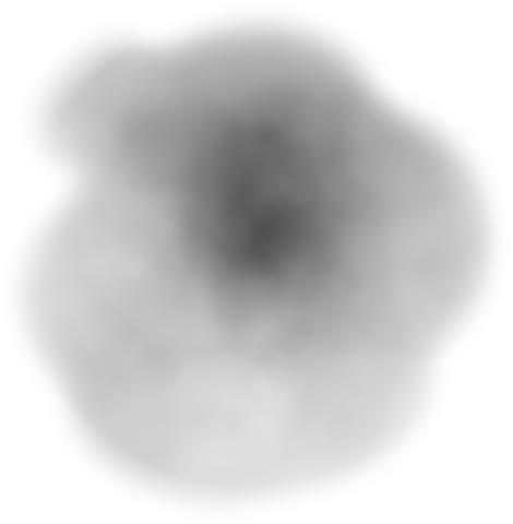 Smoke Cloud Clipart.