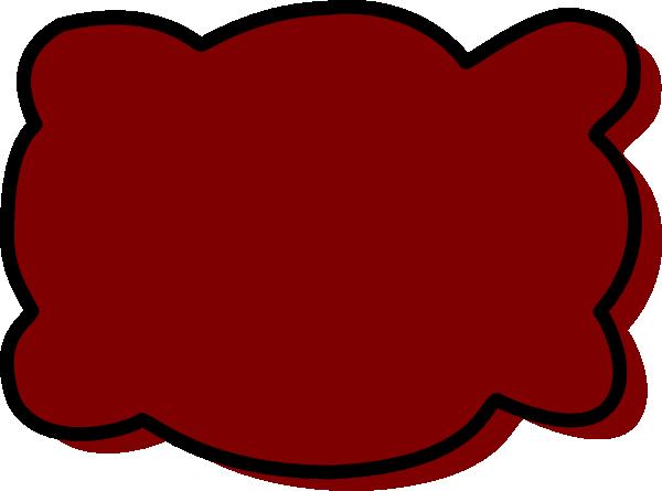 Brown Cloud Clip art.