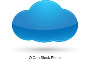 Cloud computing icon Vector Clipart Royalty Free. 20,962 Cloud.