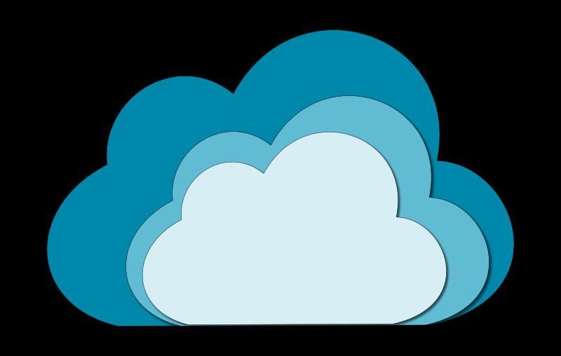Free to Use & Public Domain Cloud Clip Art.