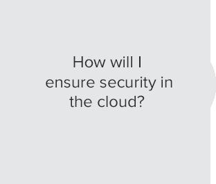 Splunk's Cloud Vision.