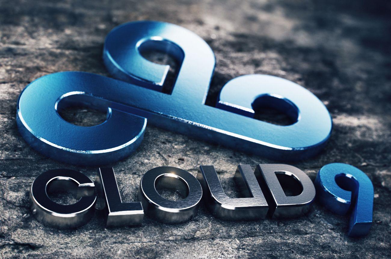 Color Cloud 9 Logo in 2019.