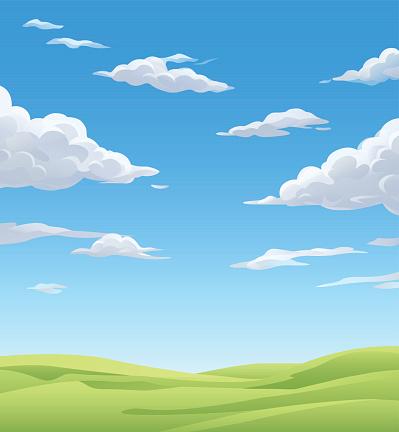 Sky Clip Art, Vector Images & Illustrations.