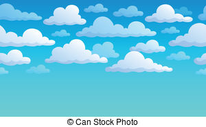 Cloudy sky clipart - Clipground