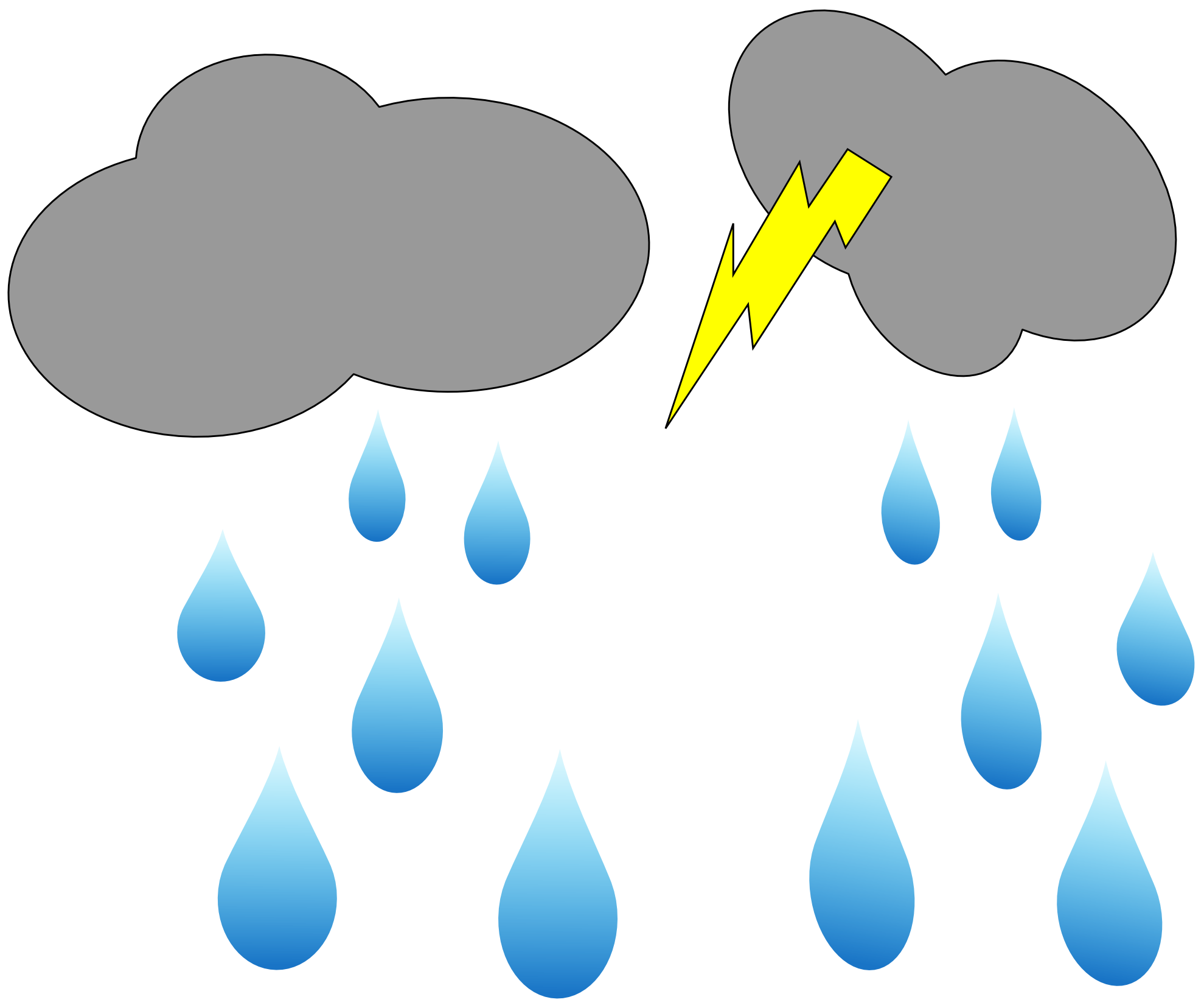 Free Rain Clouds Clipart, Download Free Clip Art, Free Clip.