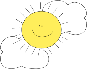 Sun and Clouds.