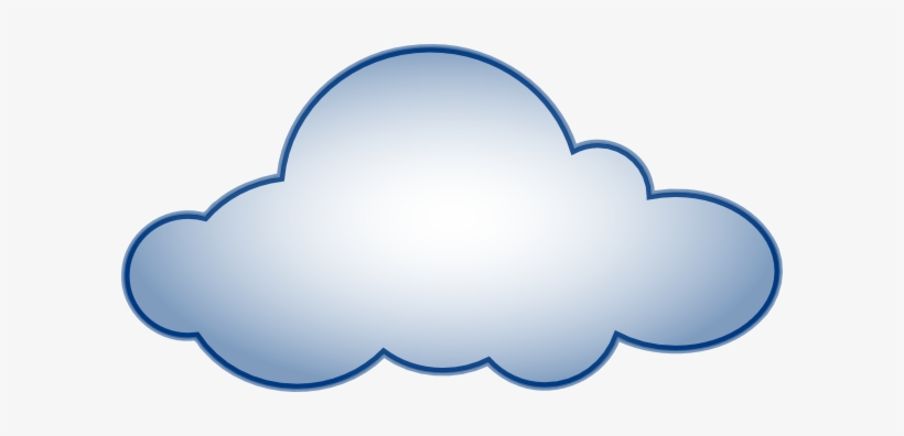 Animated Cloud Clip Art.