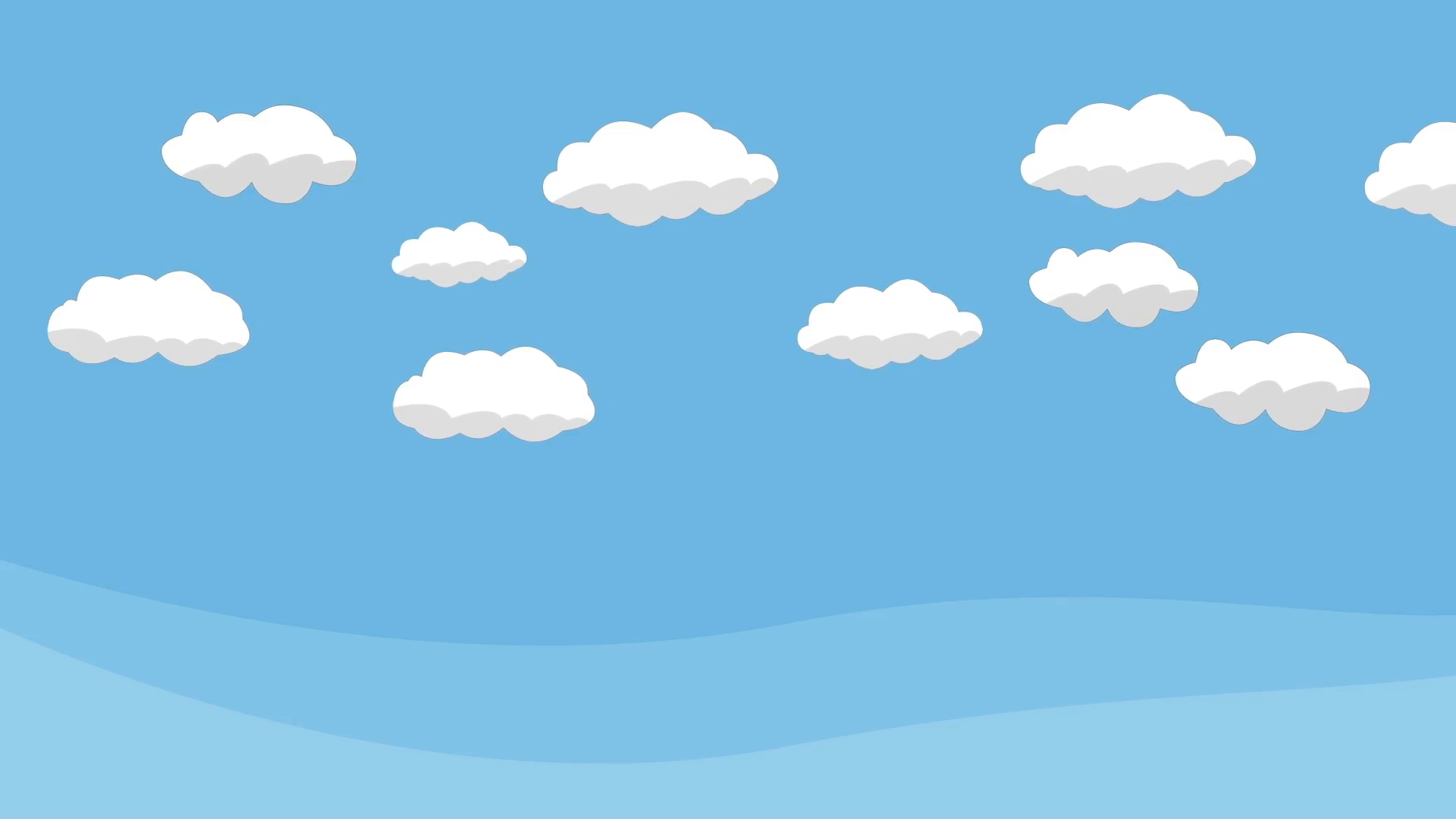 Clouds animated png 6 » PNG Image.