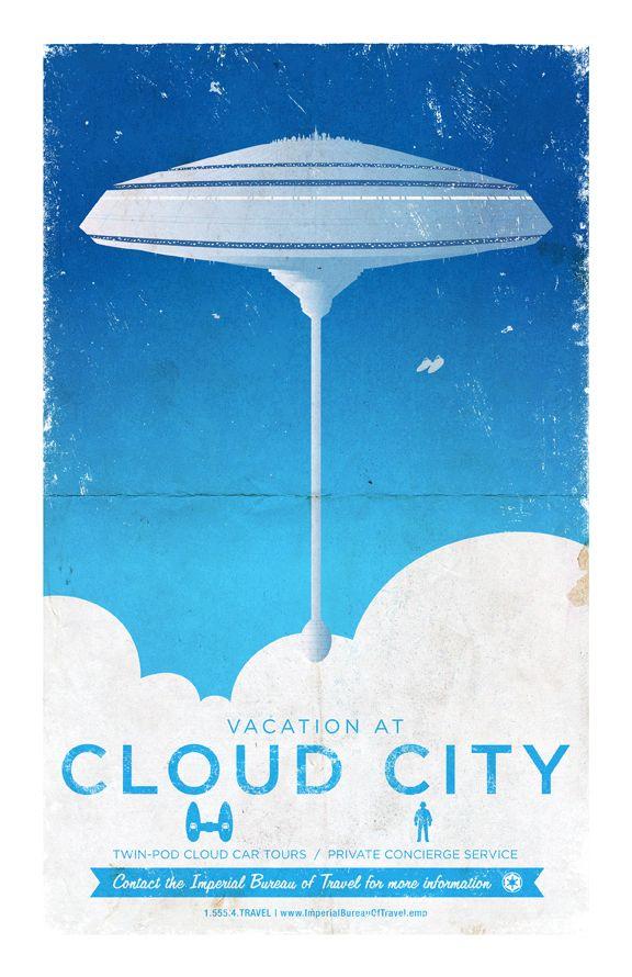1000+ images about Cloud City on Pinterest.