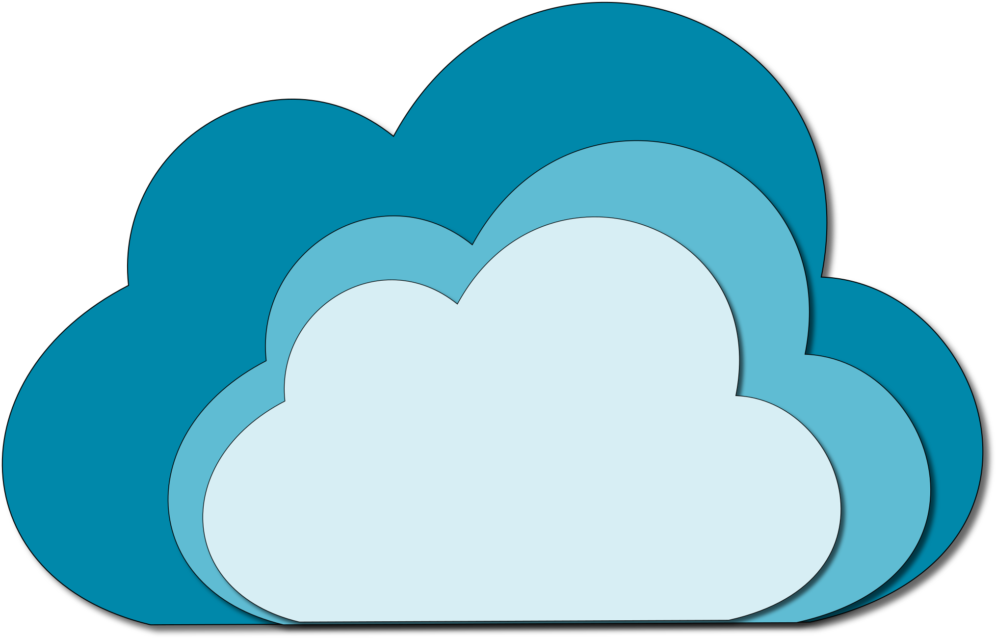 Cloud Clipart Clipart Panda Free Clipart Images Clouds.