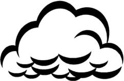 Storm Clouds Clipart.