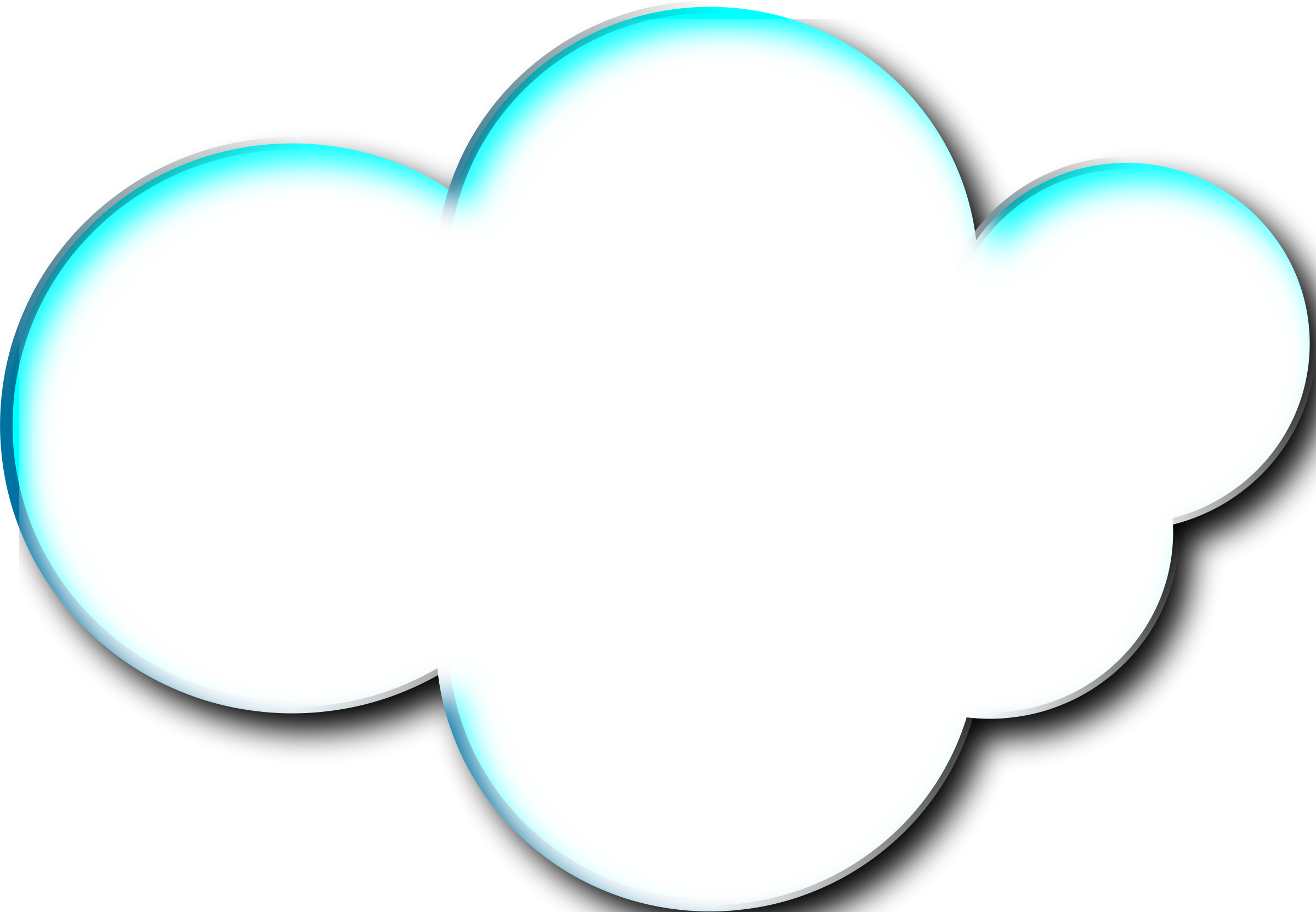 Cloud Clip art.