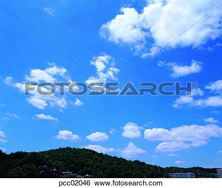 Stock Images of building, structure, construction, cloud, clouds.