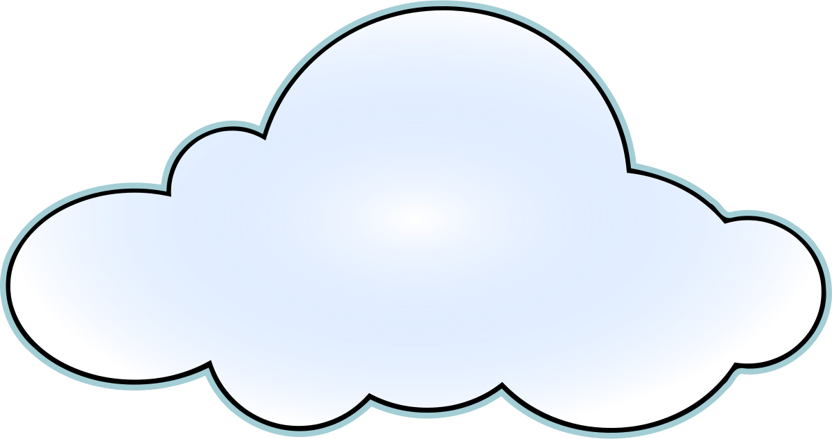 Clipart clouds ulap, Clipart clouds ulap Transparent FREE.