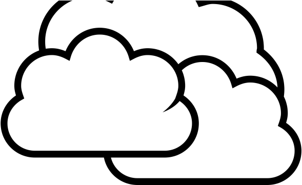 Cloud Clipart Windy.