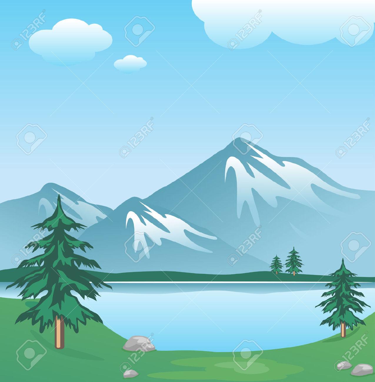 Lake Clip Art & Lake Clip Art Clip Art Images.