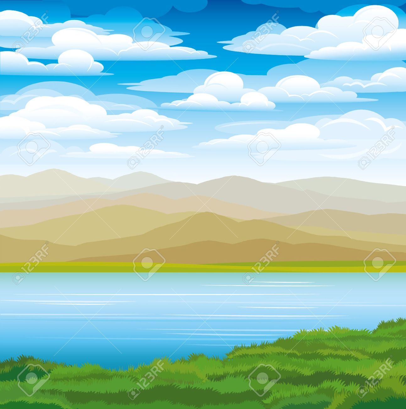 Lake Clipart to Download.