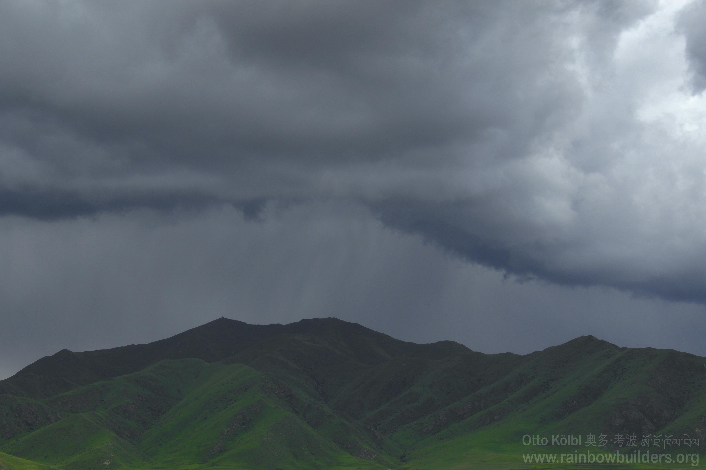 Raining Clouds.