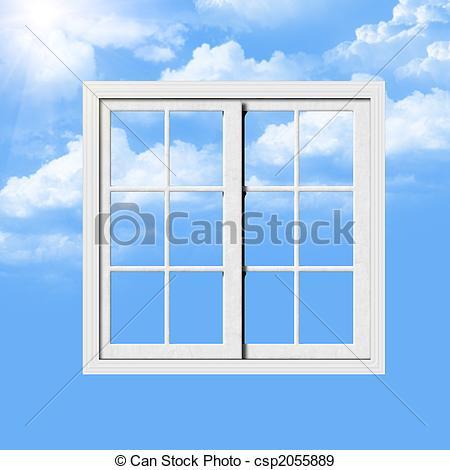 Stock Illustration of Window.