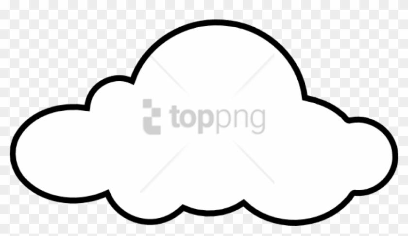 Clipart clouds vector, Clipart clouds vector Transparent.