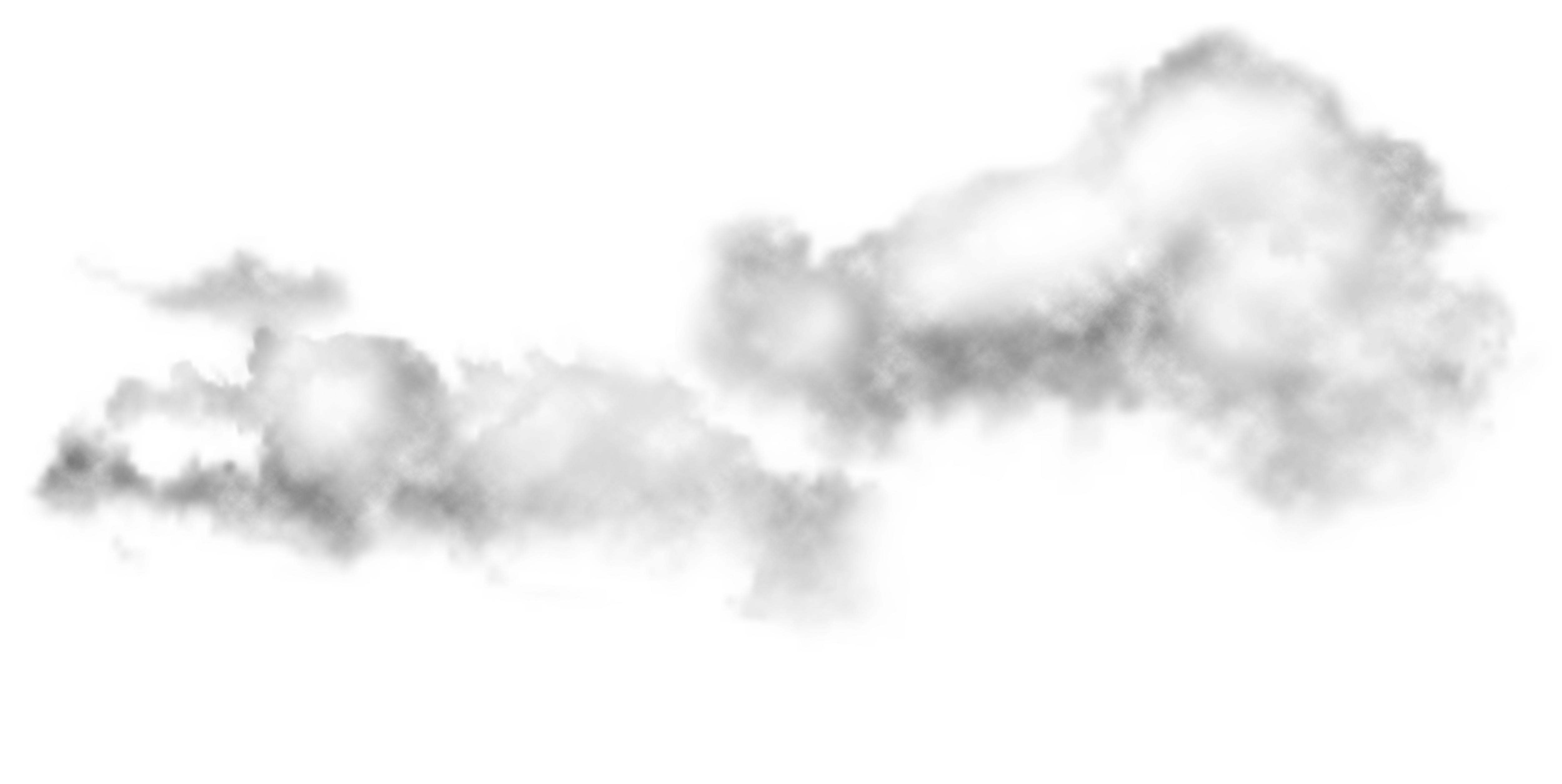 Stratocumulus Clouds PNG Clipart.