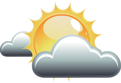Cloudy clipart - Clipground