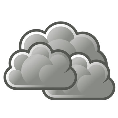 Cloudy Clipart & Cloudy Clip Art Images.