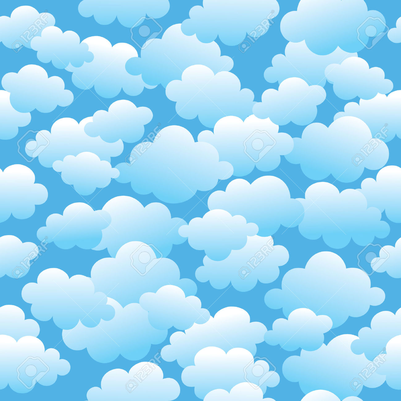 Clipart cloudy day.