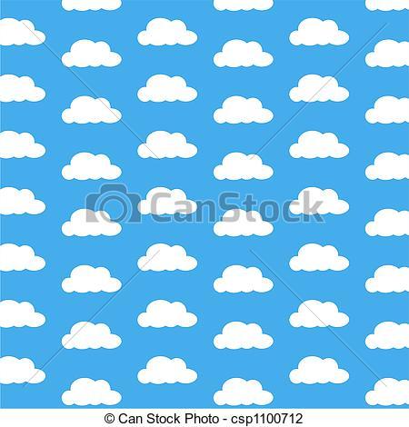 Clip Art of cloud wallpaper.