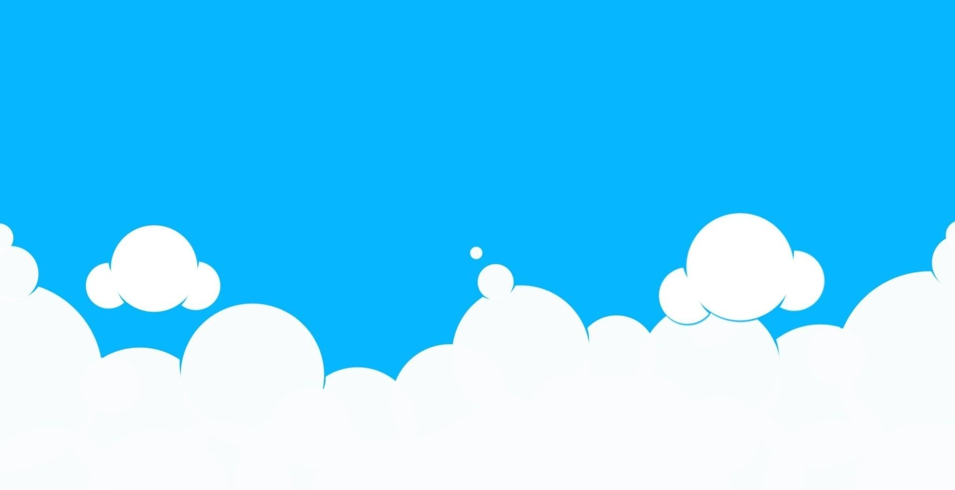 Sky background clipart