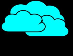 Cloudy Clipart.