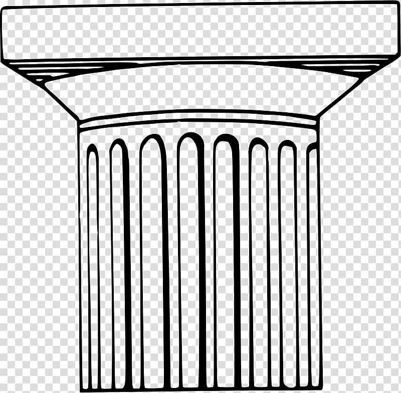 Doric order Column Classical order Ionic order , column.
