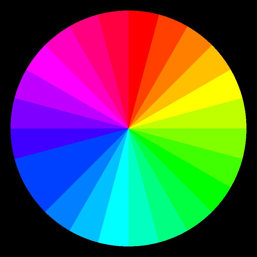 Color Clip Art.