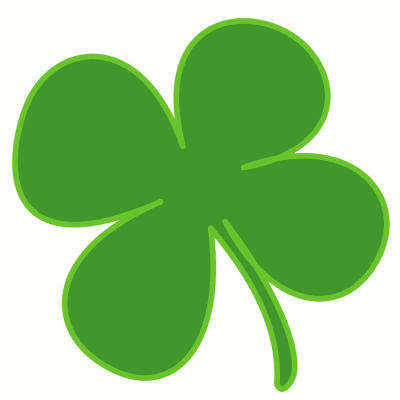 Free Clover Clipart.