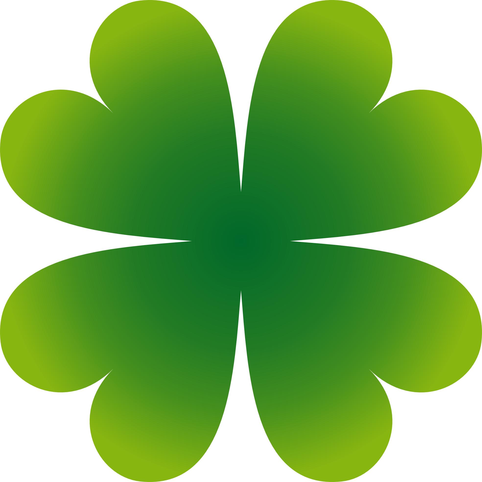 Saint Pattys Day four Leaf Clover 1 xochi.info scallywag Flower.
