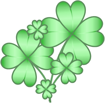 Leaf Clover Clipart.