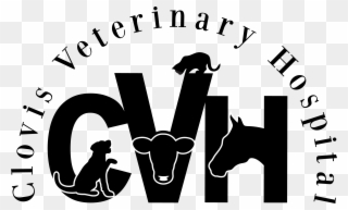Clovis Veterinary Hospital Clipart.