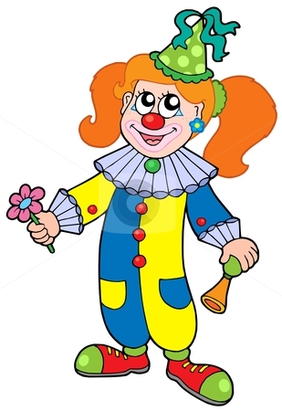 Free Clown Clipart Pictures.