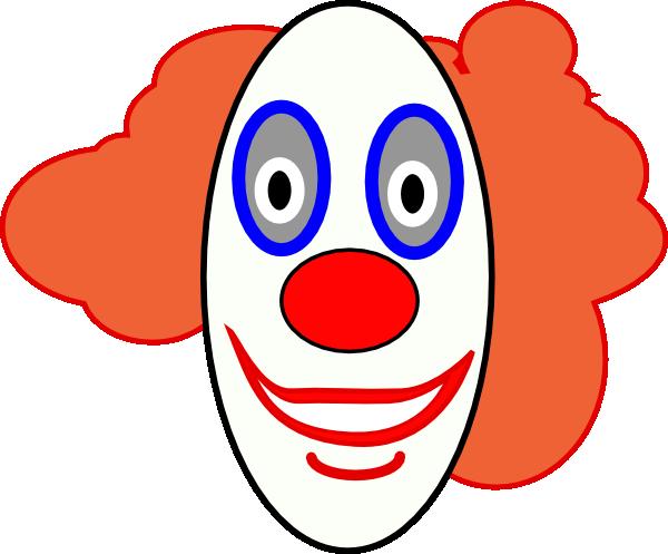 Scary Cartoon Clowns.