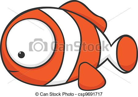 Clownfish Illustrations and Clipart. 530 Clownfish royalty free.