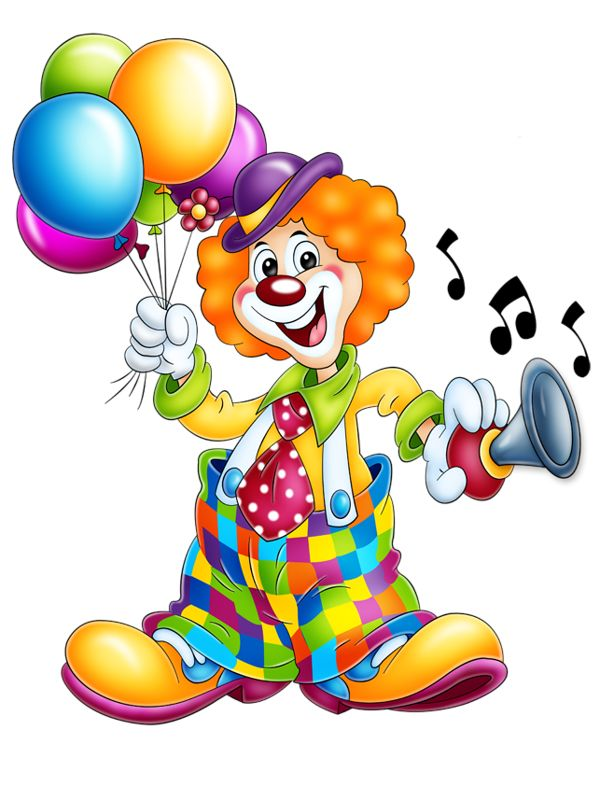 clown clipart pinterest #6