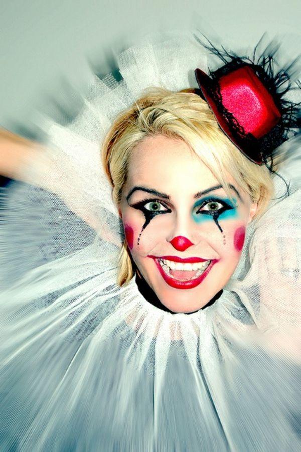 1000+ Bilder zu Clown schminken auf Pinterest.