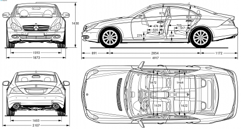 CAR blueprints.