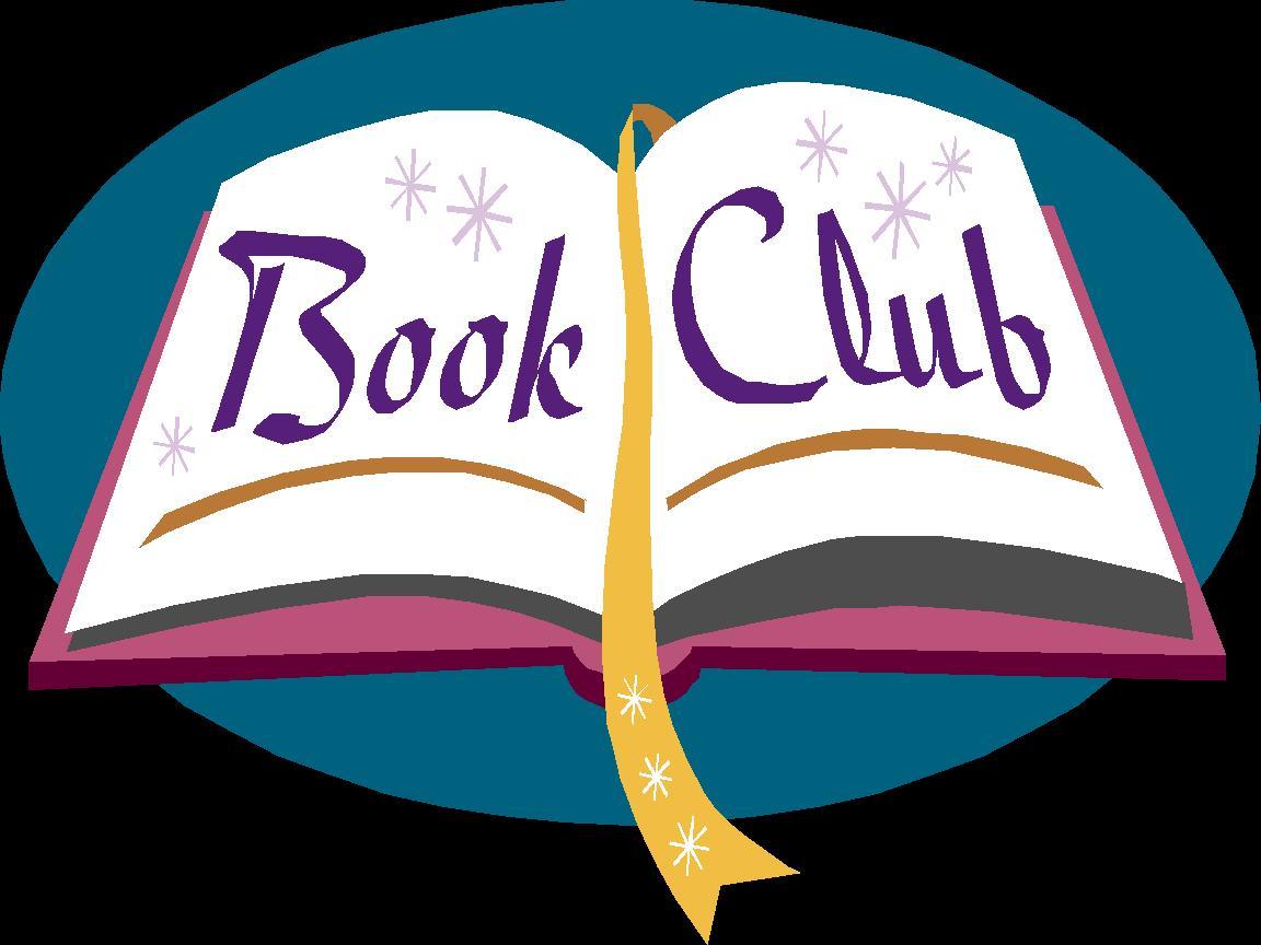 Book Club Clip Art.