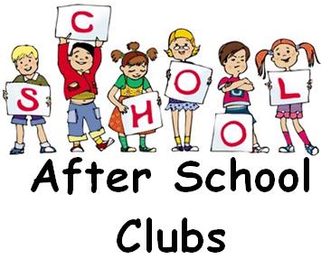 Club activity clipart #6